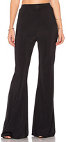 Lurelly Flared Pants in Black