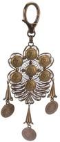 2000s Medal Charm Keychain