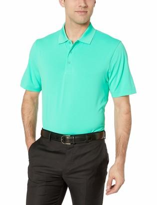 Cutter & Buck Men's Moisture Wicking UPF 50+ Drytec Forge Jersey Polo Shirt
