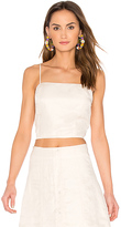 Capulet Marina Crop Top in Ivory. - size XS (also in )