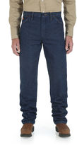 Wrangler Flame-Resistant Original-Fit Work Jeans