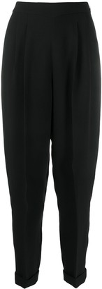 DELPOZO Tapered Trousers