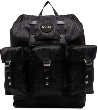 Gucci Off The Grid GG multi-pocket backpack