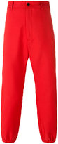Gucci Loved logo trousers - men - Polyester - 46