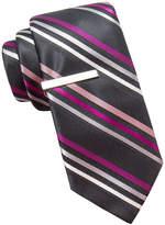 Jf J.Ferrar Stripe Tie