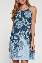 Love Stitch Lovestitch Summer Floral Dress