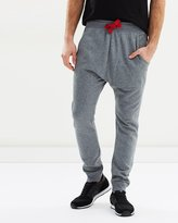 Emporio Armani Drop-Crotch Lounge Pants