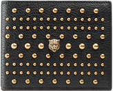 Gucci Studded leather wallet