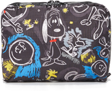 Le Sport Sac Peanuts x Extra Large Rectangular Cosmetic Case