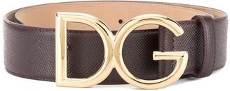 Dolce & Gabbana branded buckle belt