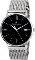 Maurice Lacroix Men's EL1087-SS002-310 Eliros Analog Display Quartz Silver Watch