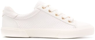 Carvela Textured Low-Top Sneakers