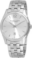 Hamilton Men's H38615155 Jazzmaster Slim Dial Watch