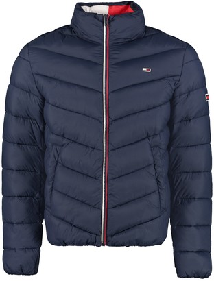Tommy Jeans Essential Quilted Down Jacket