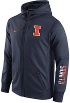 Nike Men's Illinois Fighting Illini Elite Hybrid Jacket