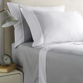 Christy Hotel Sheet Set - Silver - Single