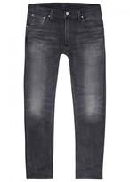 Citizens Of Humanity Citizens Of Humanity Bowery Grey Straight-leg Jeans