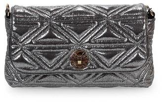 Emporio Armani Gunmetal Handbag