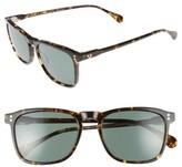 Raen Men's Wiley 54Mm Sunglasses - Brindle Tortoise