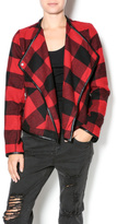 Dex Buffalo Plaid Jacket