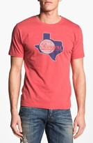 Red Jacket Men's 'Texas Rangers' T-Shirt