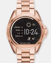 Michael Kors Smartwatch Bradshaw Rose Gold