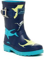 Joules Shark Welly Rainboot (Toddler & Little Kid)
