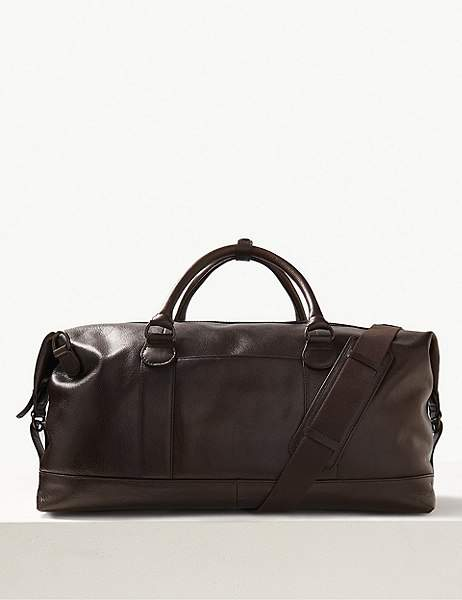 Marks and Spencer Casual Leather Holdall
