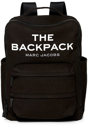 Marc Jacobs Canvas Backpack