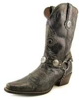 "Durango Gambler 12"" Men Pointed Toe Leather Western Boot."