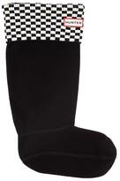 Hunter Square Brick Boot Socks