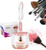 ONEGenug Makeup Brush Cleaner, Professional Automatic Electric Cleaning Tools, Clean Dryer Machine for All Size Makeup Brushes