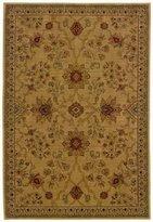"""Oriental Weavers 9'10"""" x 12'9"""" Sphinx Allure 013c1 - Beige Rectangular"""