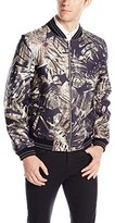 Clover Canyon Men's Night Palms Bomber Jacket