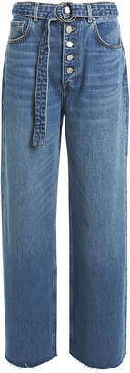 Boyish Jeans The Charley Wide Leg Jeans