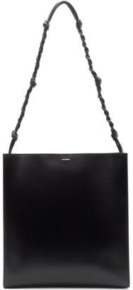 Jil Sander Black Large Tangle Shoulder Bag