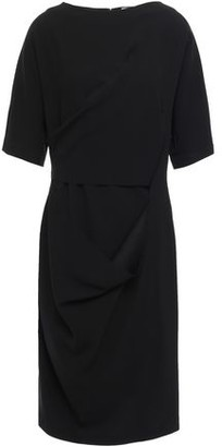 Chalayan Satin-crepe Dress