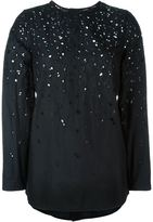 Proenza Schouler perforated blouse