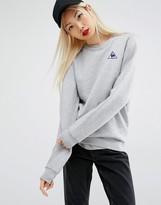 Le Coq Sportif Logo Crew Sweatshirt