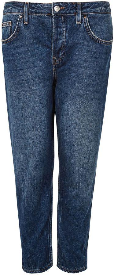 Topshop PETITE Dark Hayden Jeans