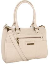 Hurley Iconic Handbag (Cream Beige) - Bags and Luggage