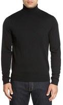 John W. Nordstrom Wool Turtleneck Sweater