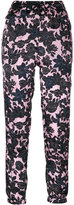 Christian Wijnants floral print trousers - women - Cupro/Viscose - 38