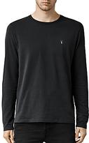 Allsaints Allsaints Brace Long Sleeve T-shirt, Jet Black