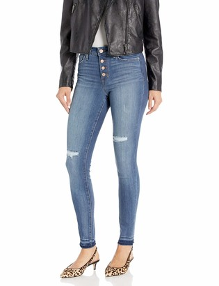 William Rast Women's Sculpted High Rise Skinny Jean