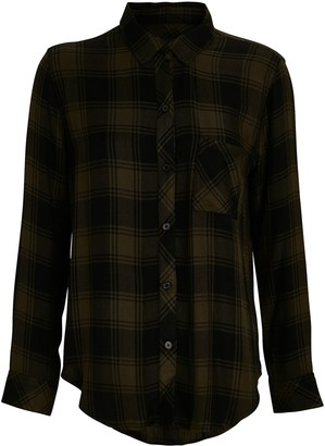 Rails Hunter Flannel Plaid Shirt