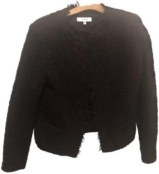 IRO Black Tweed Jackets