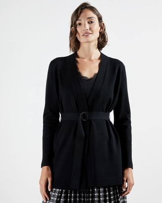 Ted Baker D-ring Belted Cardigan