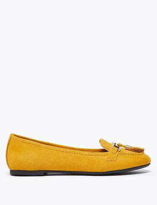 Marks and Spencer Tassel Trim Loafers