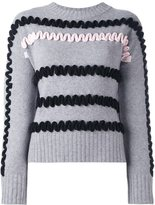 Kenzo textured jumper